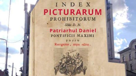 Index picturarium prohibitorul BOR