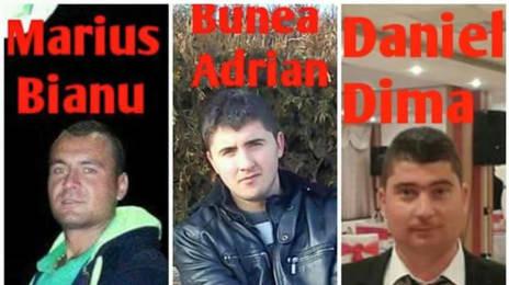 Marius Bianu, Bunea Adrian si Daniel Dima