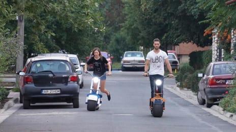 Scooterson, un scuter electric (3)