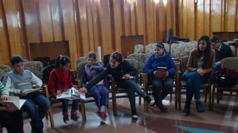 After-school al Fundației Române pentru Copii, Comunitate și Familie