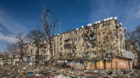 Mizerie de nedescris în București