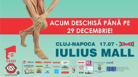 Expoziția Our Body se prelungește la Cluj până pe 29 Decembrie 2015