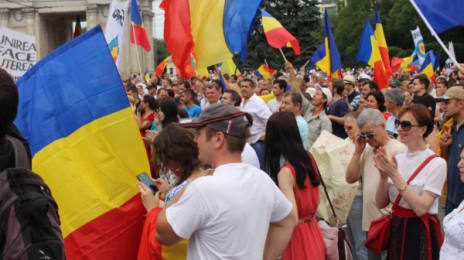 Marea Adunare Națională de la Chișinău, unde s-a cerut Unirea