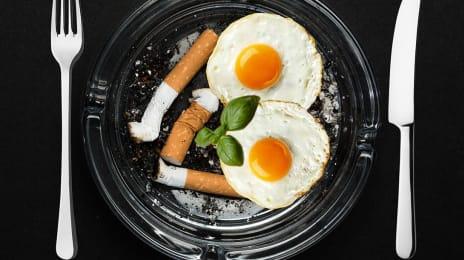 #EatThis - Nu fuma unde mănânci, nu mânca unde fumezi