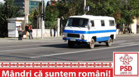 Mândri că suntem români - Jaf de transportor al armatei române