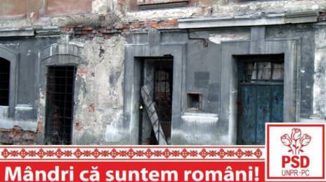 Mandri ca suntem romani - Fosta moara Lupeni