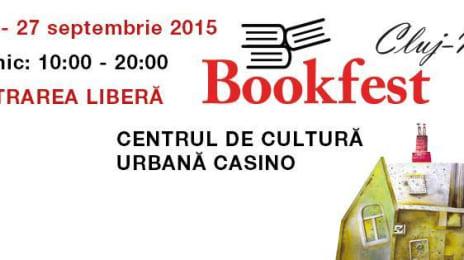 La Cluj a reînceput campania pro-lectură: Ai carte, ai parte (3)