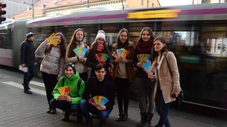 La Cluj a reînceput campania pro-lecturaă: Ai carte, ai parte (2)