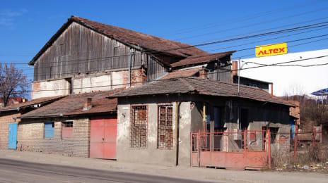 3. Ruina la principala, langa Real, pe Str. Fabricii