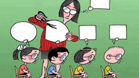 Mit despre educație - identicii