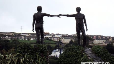 Giratoriul salvatorilor din Derry, Irlanda de Nord