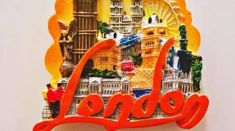 De ieri încerc să scriu pe blog povestea acestui suvenir cu și despre Londra