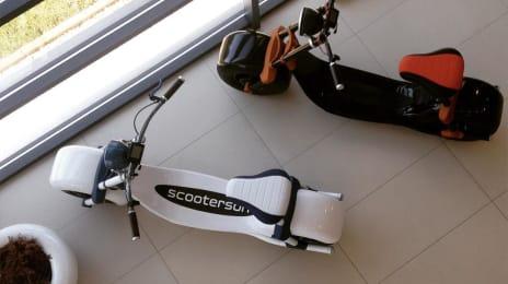 Scooterson, un scuter electric (1)