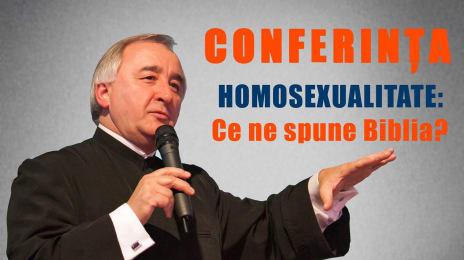 Homosexualitate - Ce ne spune biblia? Numai prostii. Lăsați sexul, puneți mâna și ajutați niște oameni!