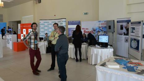 Dev Talks din Cluj Napoca, ediția din 2015, la Grand Hotel Italia *****