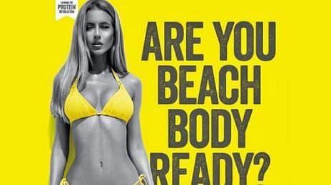 Reclamă: Are you beach body ready? - Ți-ai pregătit trupul pentru plajă?