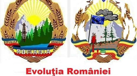 Evoluția României, după parearea naivilor