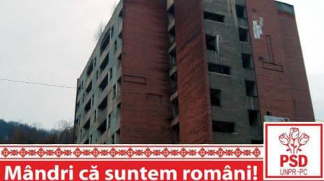 Mândri că suntem români - Blocul de la Petrila, Capăt de Linie