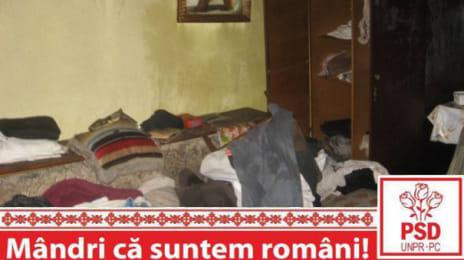 Mândri că suntem români - Sărăcie
