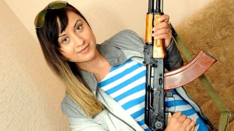 Olga Abdurashitova, Mariupol, Ucraina