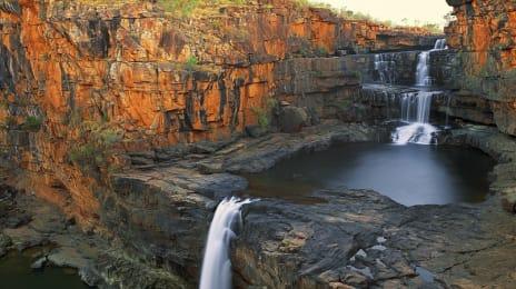 Cascade etajate în Australia de Vest