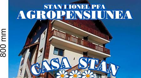 Agropensiunea CASA STAN