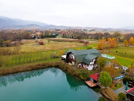 Cumpana Lake