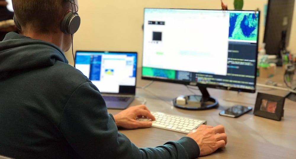 Jeremy Sell, Lead Developer, Roboboogie