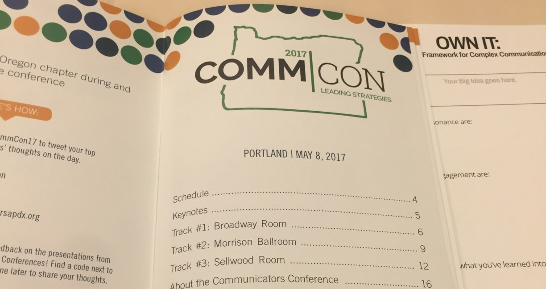 Comm Con 2017 Brochure