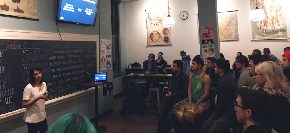 Camp Optimization January 2017 - Kim Toomey Speaking