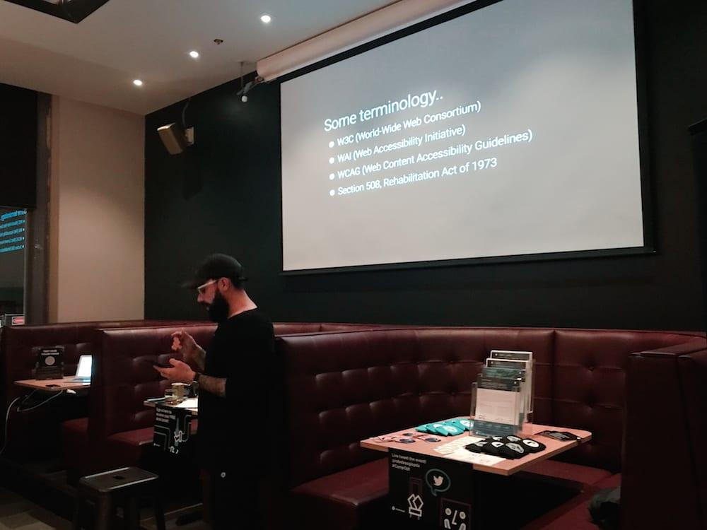Camp Optimization November 2017: Silas Sao speaking