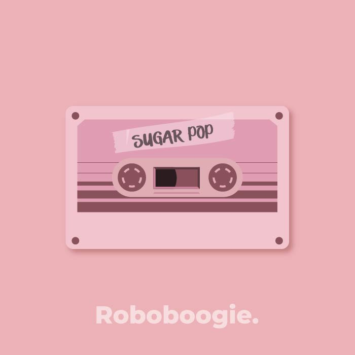 Sugarpop album cover