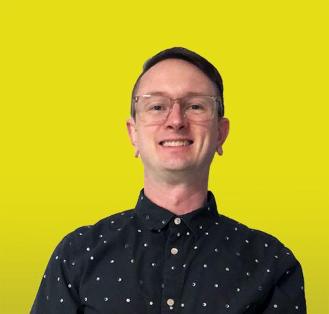Roboboogie employee Alan McGinnis, DX Technology Consultant