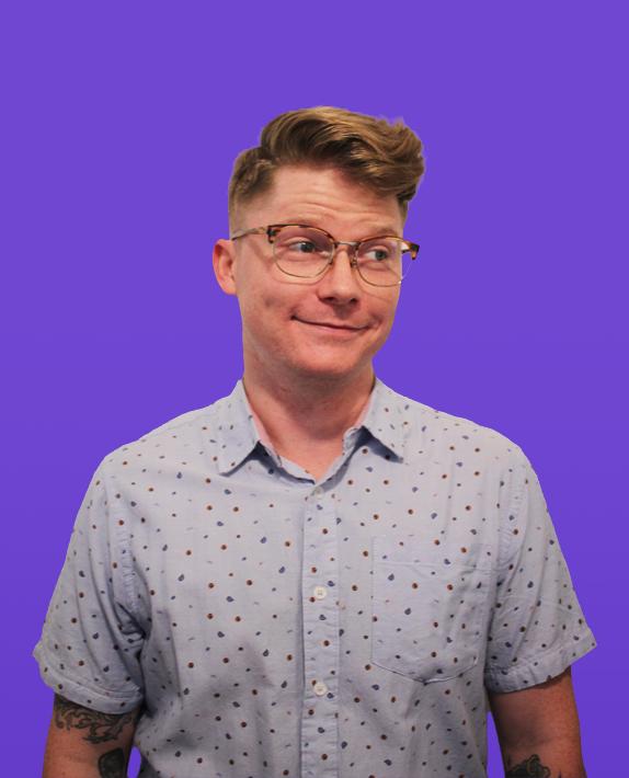 Roboboogie employee James Ramey, Optimization Strategist