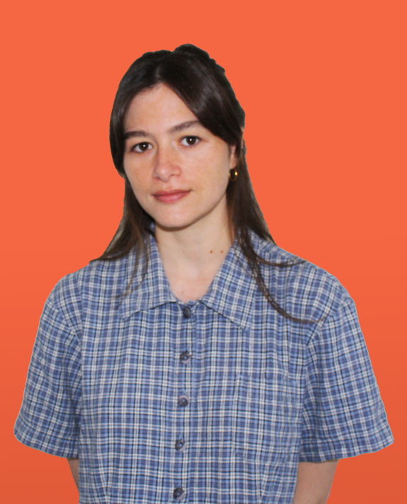 Roboboogie employee Lena White, UX Research & Insights Specialist