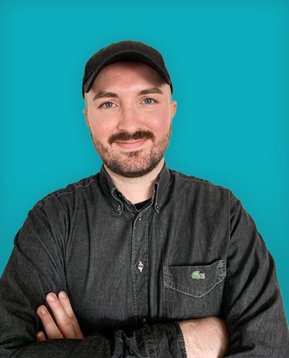 Roboboogie employee Riley Huston, Producer