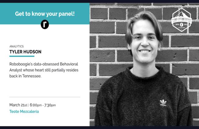 Tyler Hudson, Behavioral Analyst