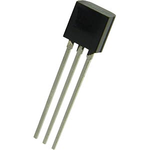 TO-92 package transistor MOSFET BJT - buy online