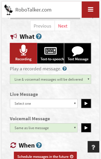 Automated Phone Calls and Text messaging in one place!