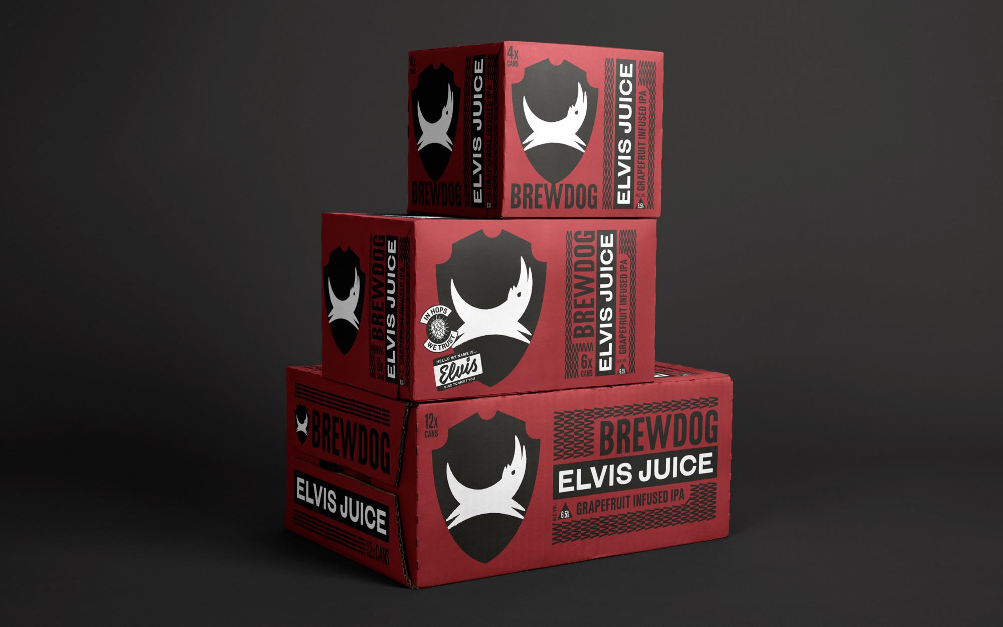 Brewdog Elvis Stack
