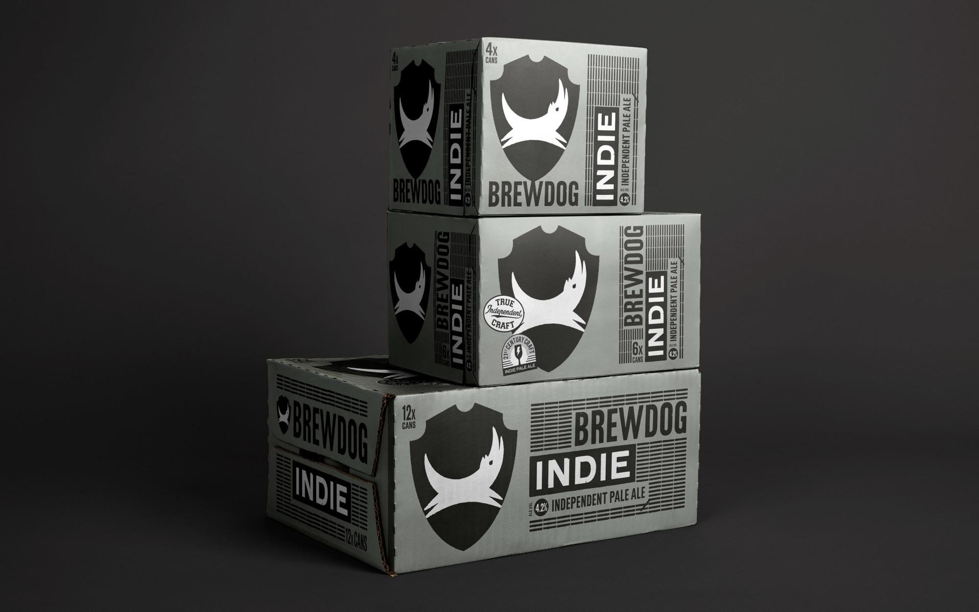 Brewdog Indie Stack
