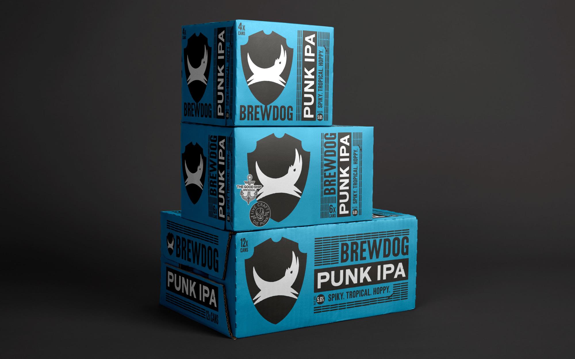 Brewdog Punk Stack