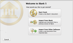 iBank5-Welcome