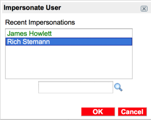 ServiceNowImpersonate