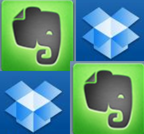 Evernote vs. Dropbox