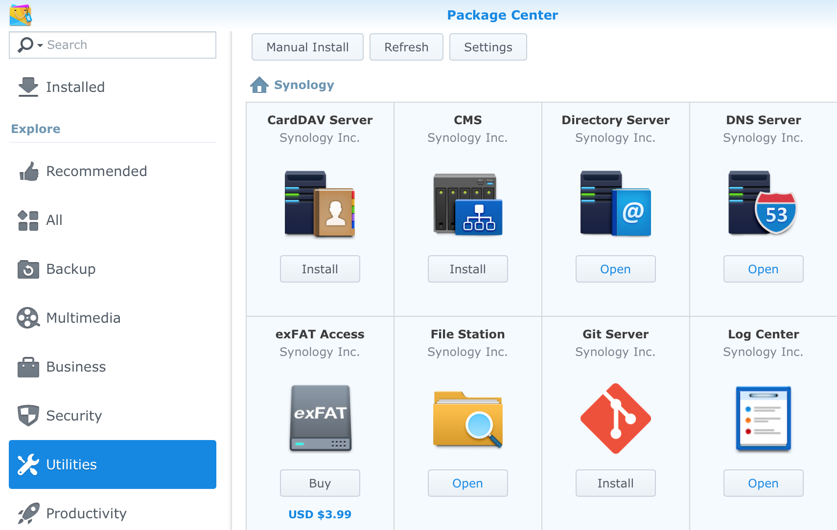 Rob Pickering: Configuring Synology for Forward and Reverse Internal