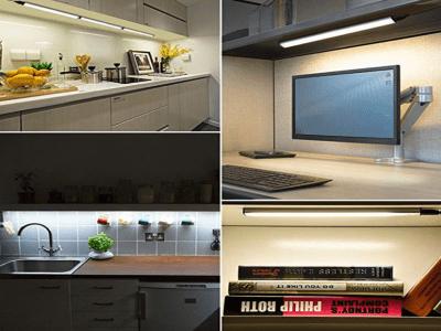 Barras LED de Sensor Táctil con Memoria de Brillo