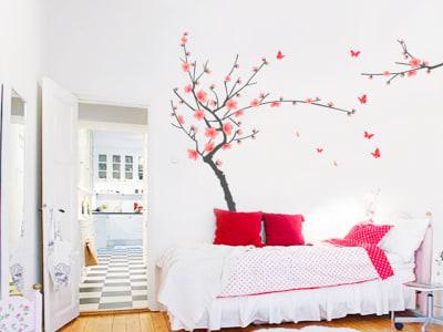 Diseño Moderno Adhesivo, Tamaño Grande, Desmontable, Decoración de Habitación Hogar