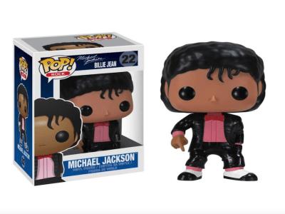 """POP Toys Michael Jackson, Figura de Vinilo modelo """"Billie Jean"""""""