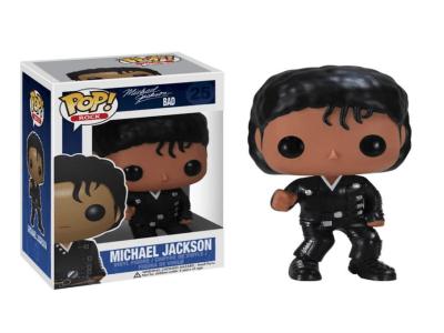 """POP Toys Michael Jackson, figura de vinilo modelo """"Bad"""""""
